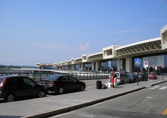 Аэропорт Мальпенса Милан