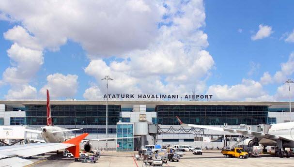 аэропорт Турция Ататюрк
