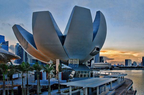 музей в сингапуре