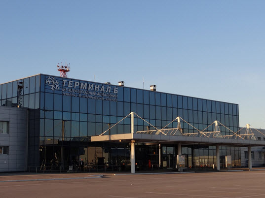 Новосибирск, Терминал B